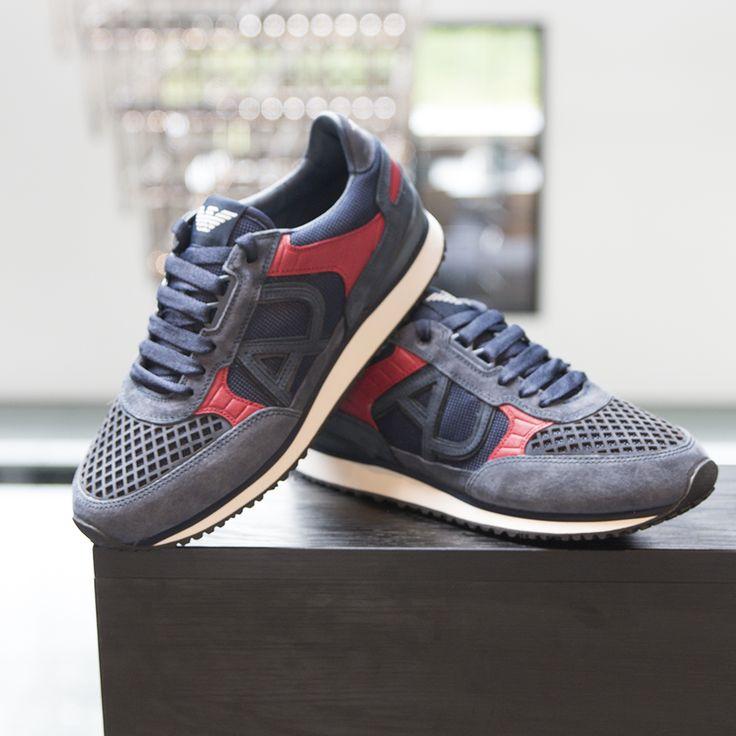Sneakers Armani 2016