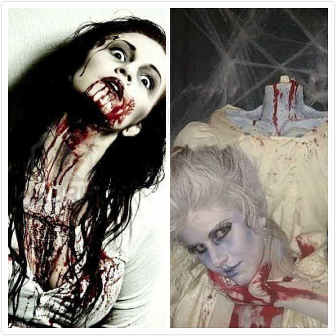 Very Scary Halloween Decorations: Best 25+ Scary Halloween Costumes Ideas On Pinterest