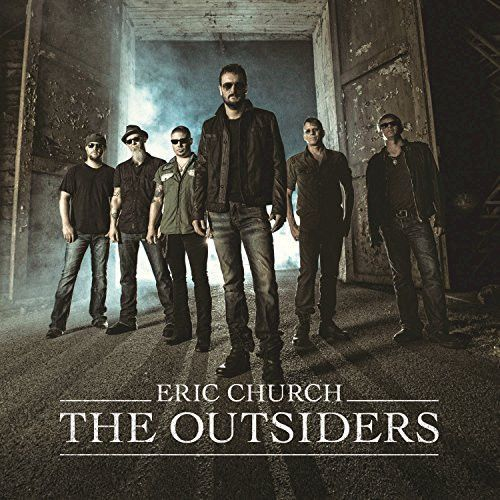 Eric Church - The Outsiders LP
