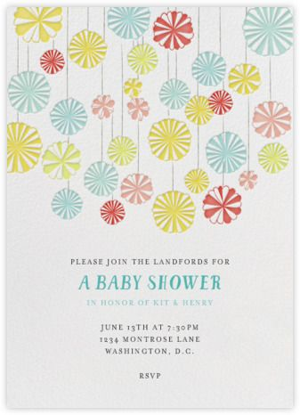 paperless post baby shower invitations and baby showers on pinterest