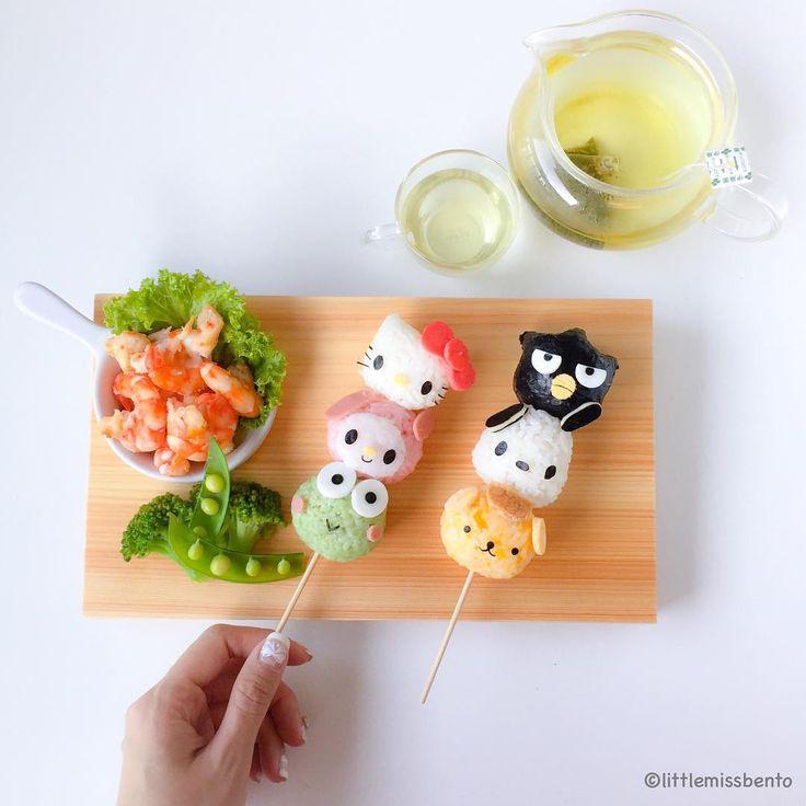 Sanrio 'Dango' riceballs
