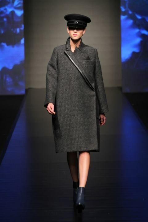 Chatty design ( Oh, we love that coat so much ..soooo much! )