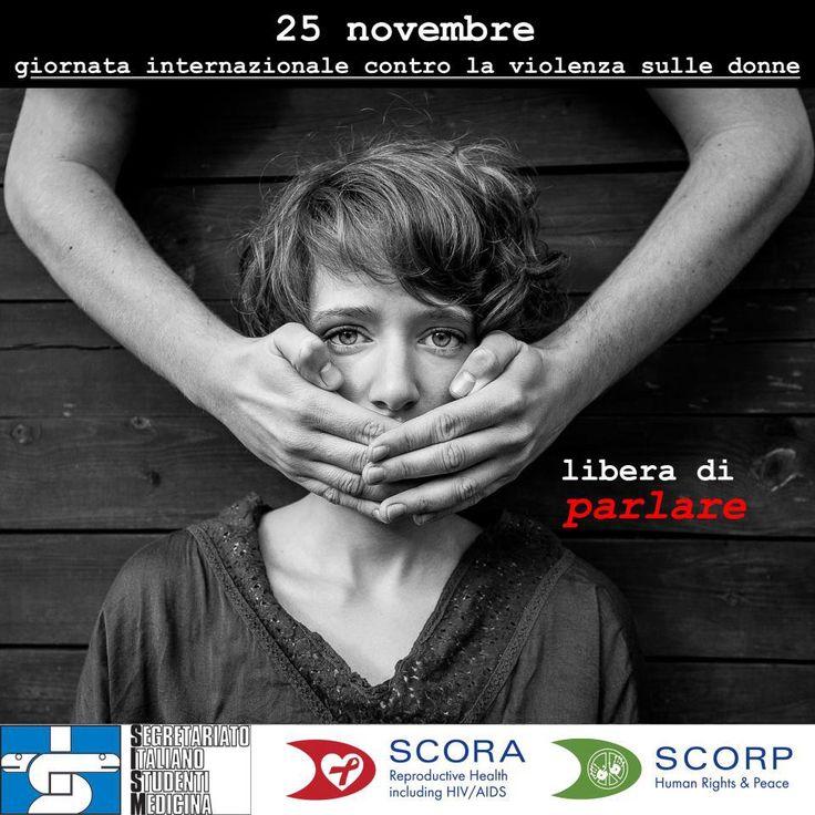 #25 #Novembre: giornata internazionale contro la violenza sulle donne