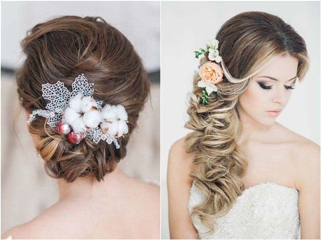 Top 25 lange Frisuren für die Braut von Art4studi…