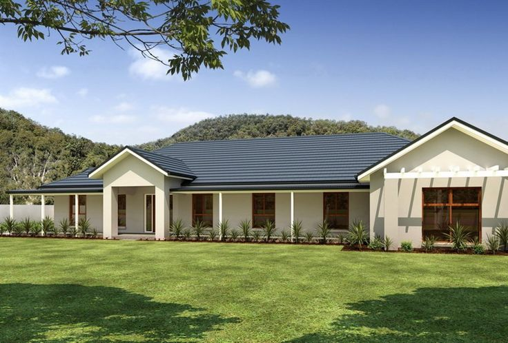 Hampshire Homes | Project Home | Acreage Design | Rural Block | Ainsley 35 | Sydney
