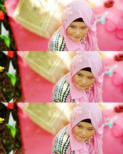 #hijab #sesi photoshoot #PINK
