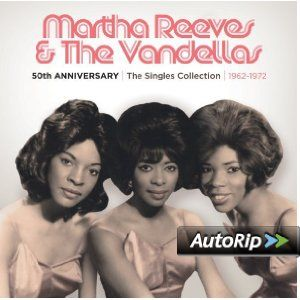 Martha Reeves & The Vandellas 50th Anniversary The Singles Collection 1962-1972 #christmas #gift #ideas #present #stocking #santa #music #records