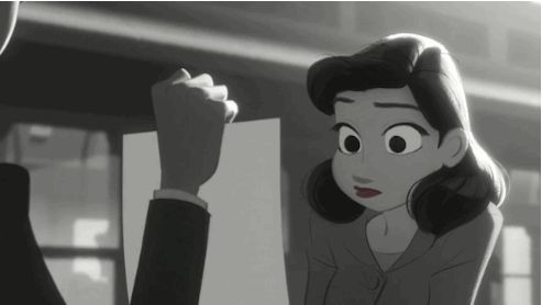10 Paperman GIFs to Make You Believe in Destiny | Oh My Disney