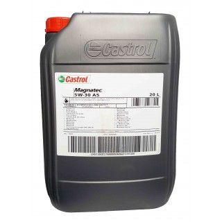 Castrol Magnatec 5W-30 A5 kan användas i bensin- och dieselmotorer för personbilar där tillverkaren rekommenderar en olja enligt ACEA A5/B5, A1/B1 eller API SN/CF ILSAC GF-4 5W-30.  Castrol Magnatec 5W-30 A5 utvecklats för Ford som kräver en 5W-30 olja