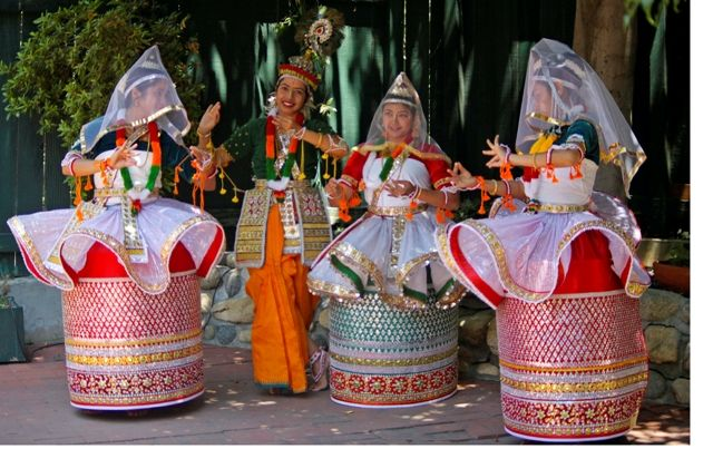 Manipuri Dance Visions