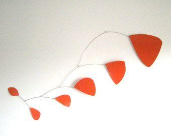 Freundschaft-Calder-Stil hängen Mobile Regenbogen
