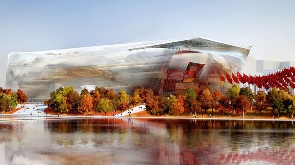 Jean Nouvel Selected to Design National Art Museum of China
