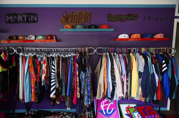 Vintage '90s clothing store targets urban hipsters in downtown Ypsilanti   MLive.com