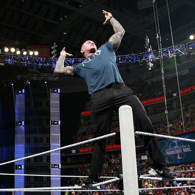 "The ""Apex Predator"" Randy Orton is back at WWE Battleground"