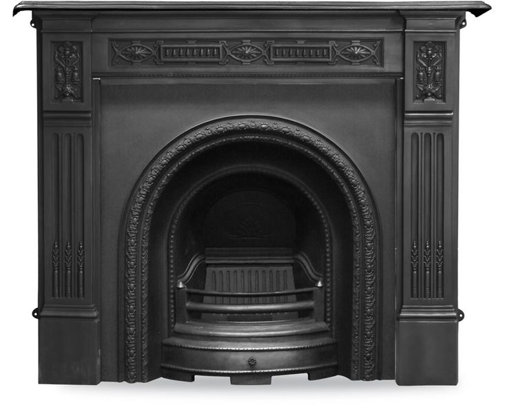 Victorian fireplace and Cast iron fireplace bedroom