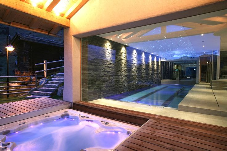 Chalet Spa - Verbier, Switzerland