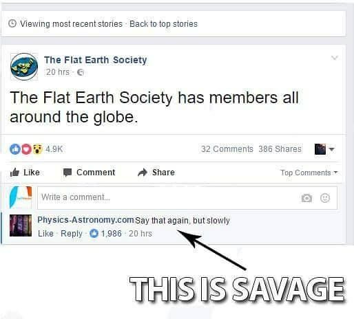 It's true, Flat Earthers are all Around us...