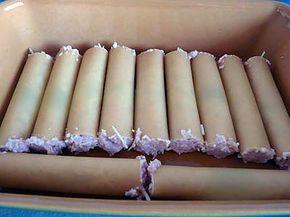 Recette de Cannellonis farcis au jambon