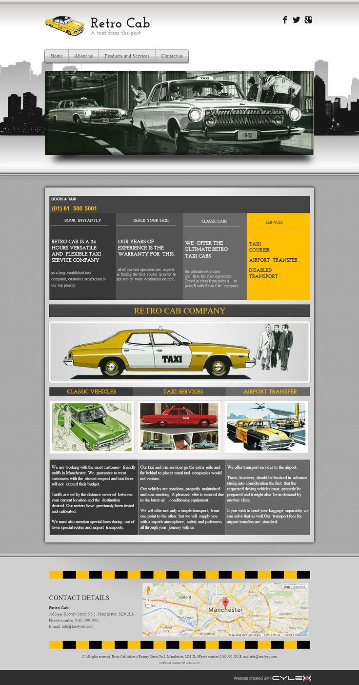 Retro Cab Company