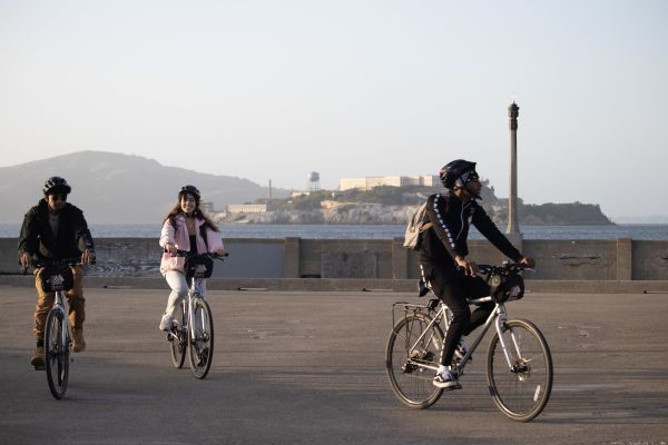 We At Alcatraz Bikes And Tours Offer You Family Friendly Rental