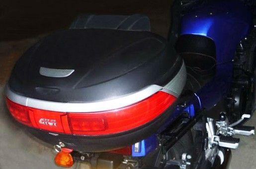 Tips membawa beban di motor
