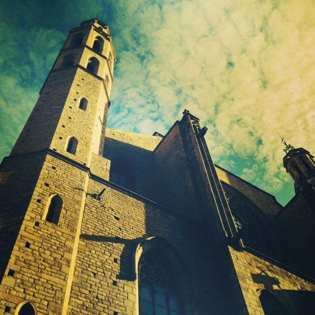 #church #born #barcelona