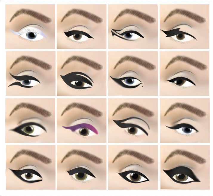 What is the Best Way to Wear Eyeliner for Your Eye Shape ...