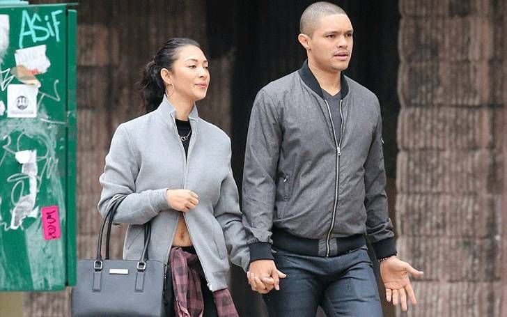 Singer Jordyn Taylor and Comedian Trevor Noah dating since 2015. How is their relation?