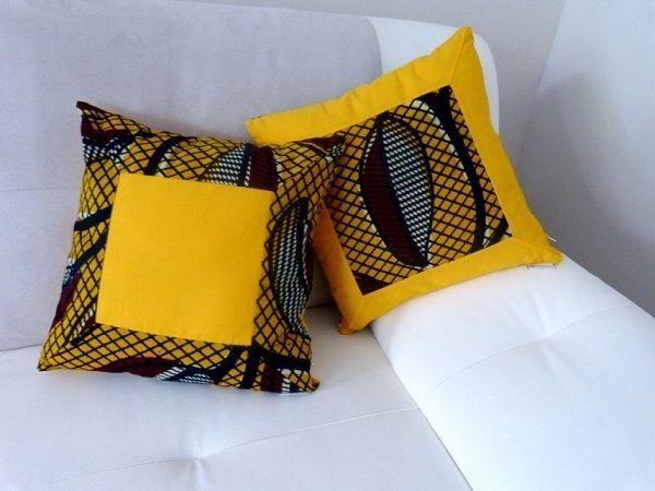 Bâmundi, des objets de décoration en tissus Wax tendances | Biloa