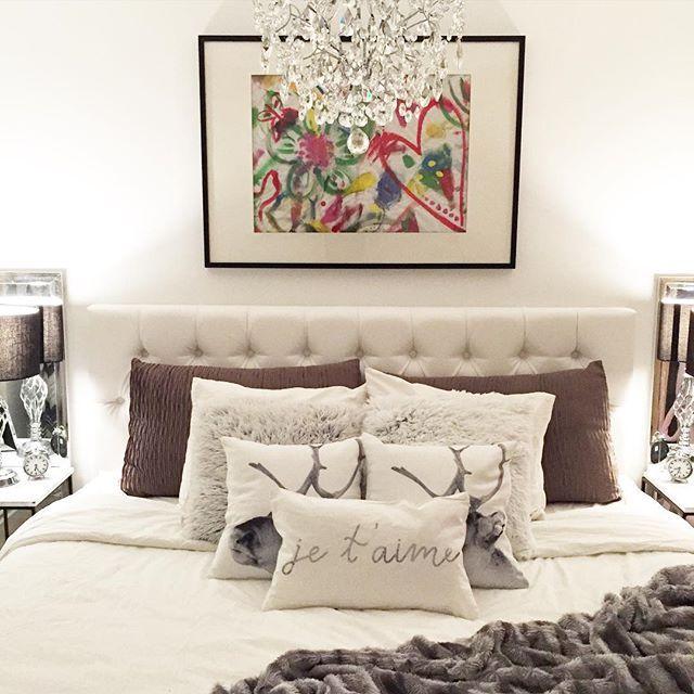 17 bästa bilder om Inspiration sovrum på Pinterest Grå, Matcha och Stora sovrum