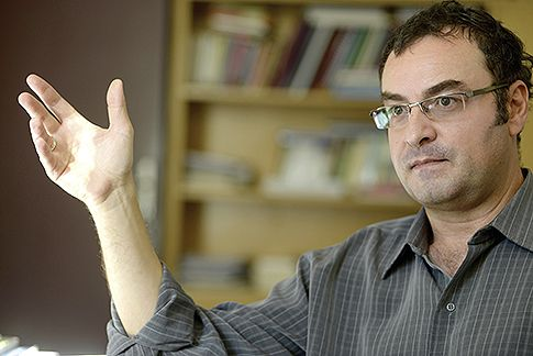 Jovo Bakic (born 1970) is a Serbian sociologist, primarly interested in political sociology; leading Serbian sociologist, scholar and political analyst; an Assistant Professor in Political Sociology at the Department of Sociology, Faculty of Philosophy, University of Belgrade.