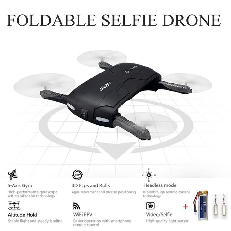 Original Jjrc H37 Elfie Selfie Drone With Camera Foldable Drones Pocket Fpv Quadcopter Wifi Rc Helicopter Mini Dron Copter Toy //Price: $73.48 & FREE Shipping //     #hashtag3
