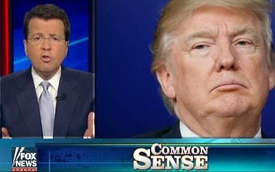 "Fox News host Neil Cavuto devoted a segment on his Tuesday show to giving some ""common sense"" advice to President Donald Trump.   Following days of Twitter outbursts about ""fake news"" and Lond…"