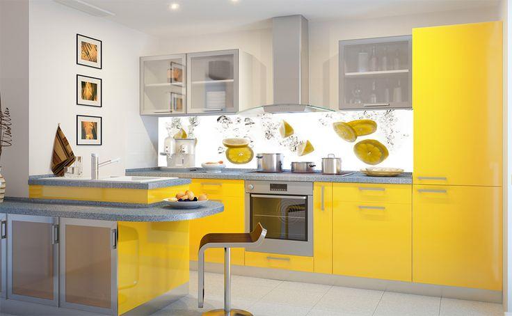 Die besten 25+ Küchenrückwand glas motiv Ideen auf Pinterest ...