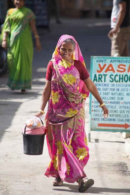 Udaipur, India. S)