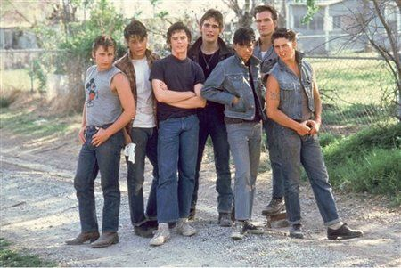 The Outsiders  Denim dreams