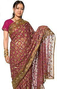 正しいインドサリーの着方でインドファッションを楽しもう♡