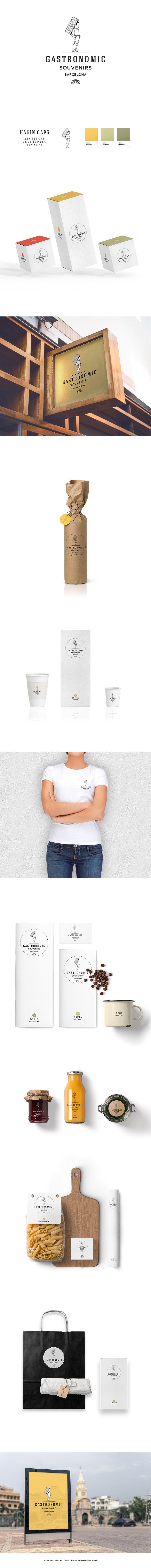 Ariadna Rivera - vestidadeflores - Diseño Identidad y packaging Gastronomic Souvenirs