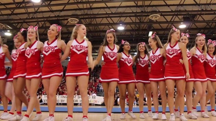 Vero Varsity Cheerleaders put on an amazing Pep Rally to show RESPECT to our emergency responders and UNITY within the school. A very special moment with a s...