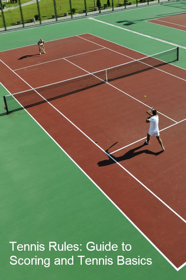 An Outline Of The Rules Of Tennis And Basics Of The Game Tennisrules Howtoplaytennis Tennis Rules Tennis Tennis Workout