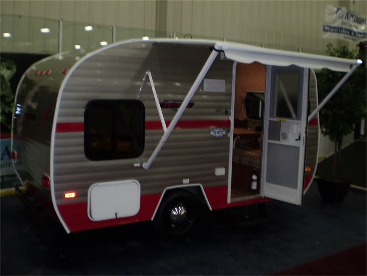 RIVERSIDE RV Manufacturer Of RETRO TRAVEL TRAILERS