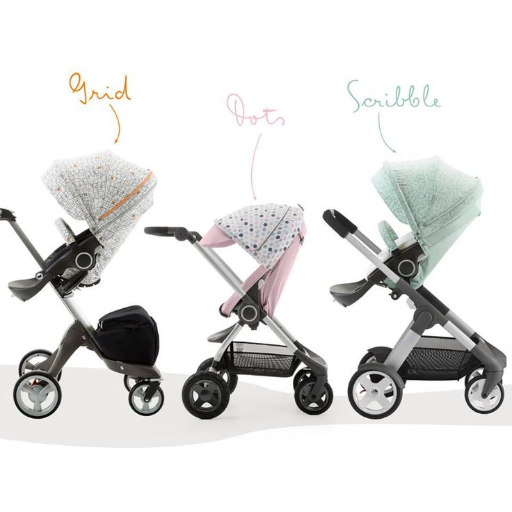 Patterns to suit your stroller & your style! Stokke Stroller Style Kits – ALL NEW colors & patterns for 2015