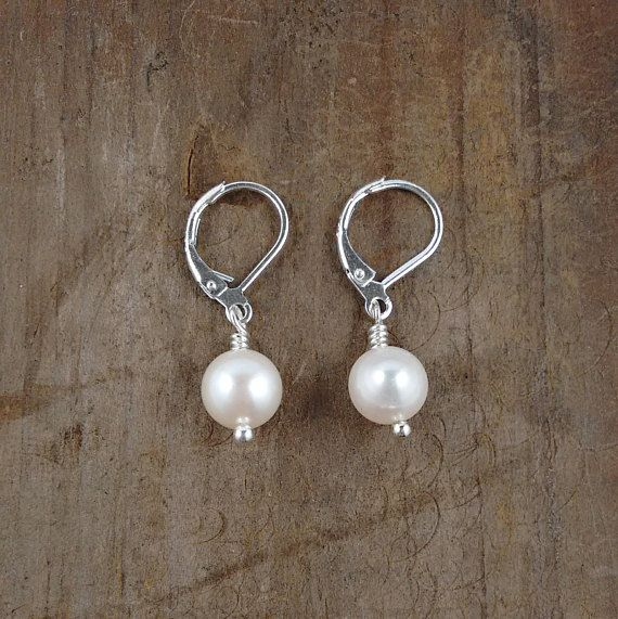 I Love My Dog Jewelry | Jewelry For A Good Cause Lever back, Lightweight Jewelry, Kate Middleton Style, Bridal Jewelry, everyday jewelry, dainty earrings, PEARL Earrings, freshwater pearls, pierced earrings, leverback earrings, holiday jewelry, genuine pearls, preppy gifts  Cultured