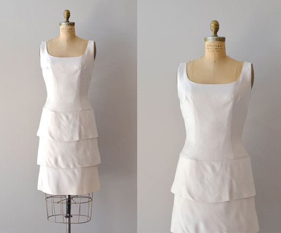 Love the silhouette of this vintage 60s dress / Sine Qua Non dress by DearGolden, $124.00