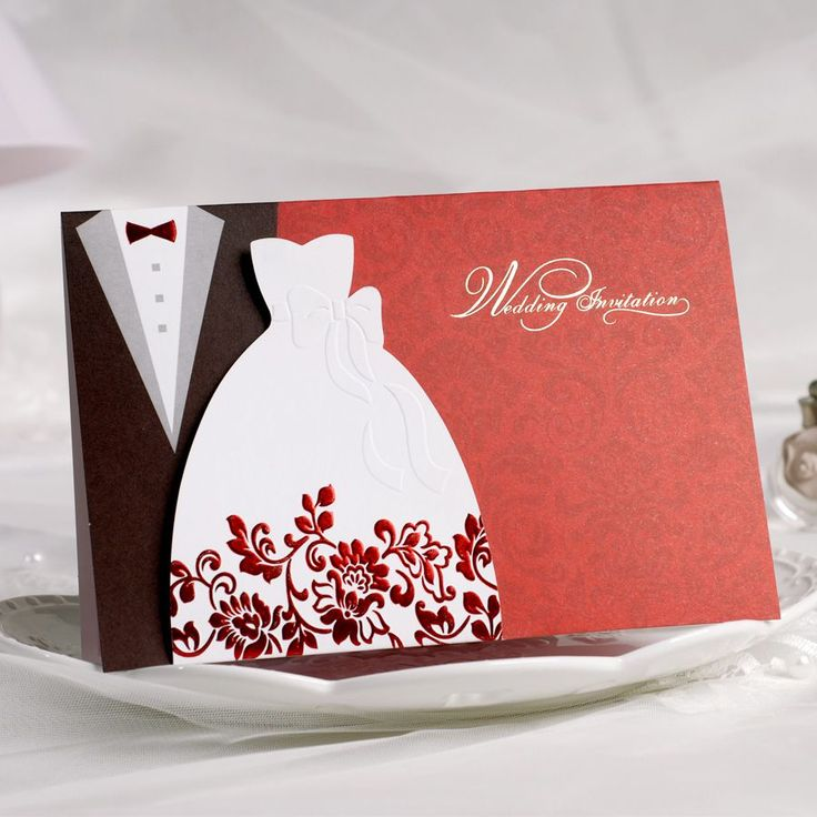 359 best wedding invitations images on Pinterest | Christening ...