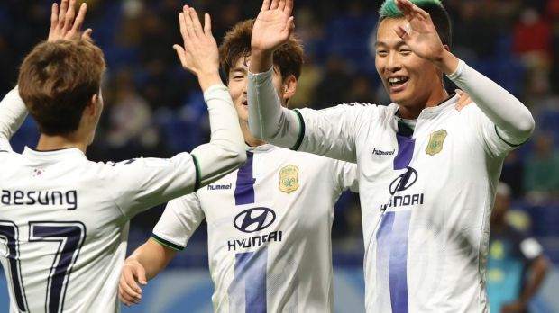 . Jeonbuk_hyundai ban from 2017 #Asian Champions League due to #matchfixing means new opponent for Adelaide United FC.