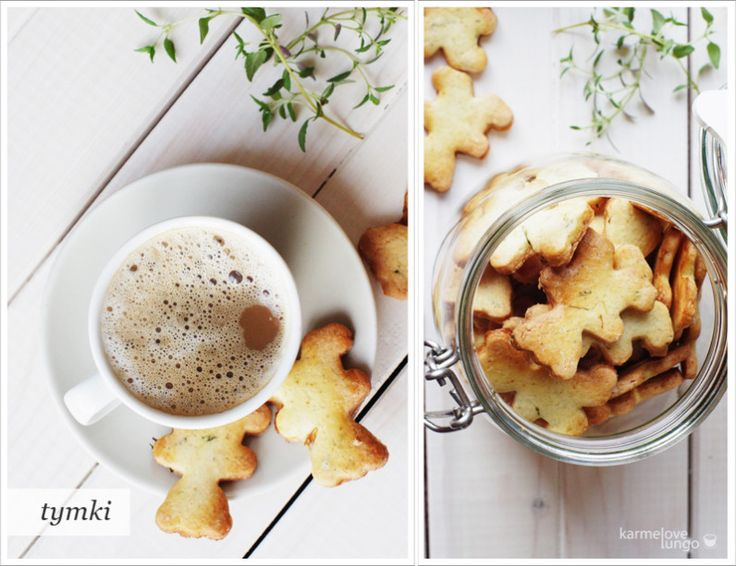 thyme cookie