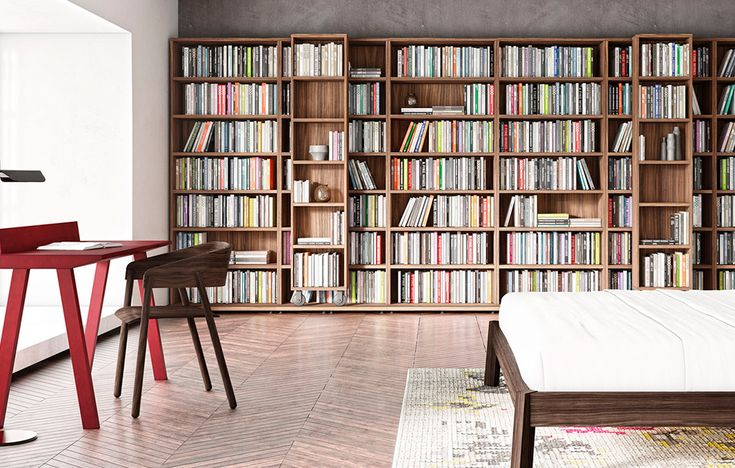 Literatura Classic 400 Bookcases by Punt Mobles
