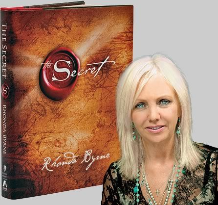 """All of Rhonda Byrne's books - The Secret, The Power and The Magic have been a big part of my life.  I am """"grateful"""" to have read them and to have learned about the incredible power of the law of attraction."""