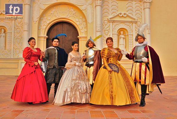 legítimo latín trajes